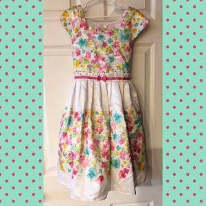 Sweet Floral Spring / Summer Fancy Dress